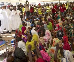 You 'll Be Back Home Soon - President Buhari to IDPs